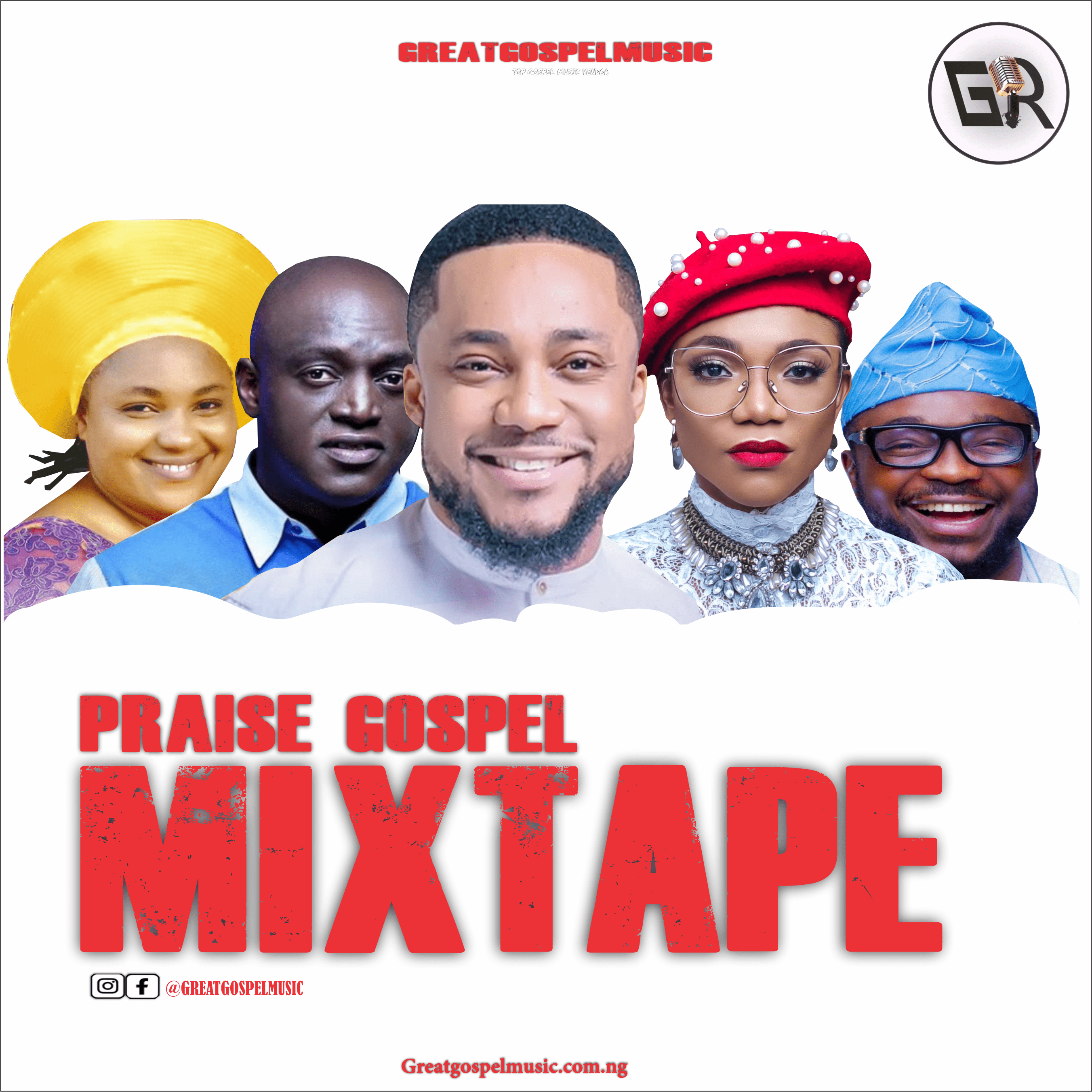 Download: 2020 Gospel Praise mixtape
