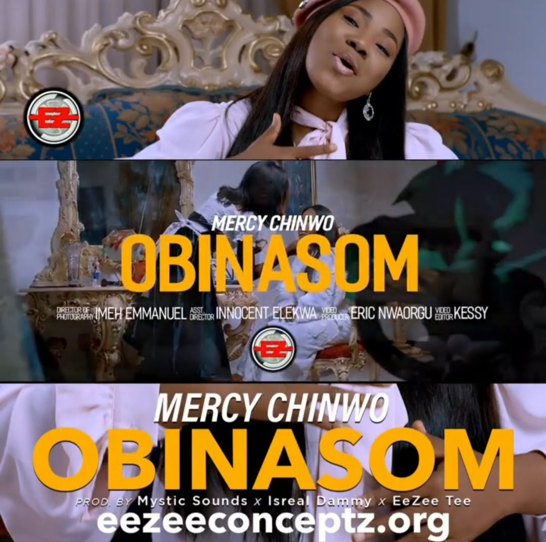 Download music: Obinasom by Mercy Chinwo