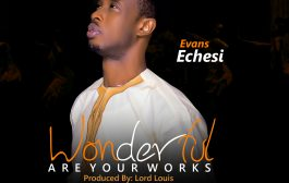 Download music: Wonderful Are Your Works by Evans Echesi