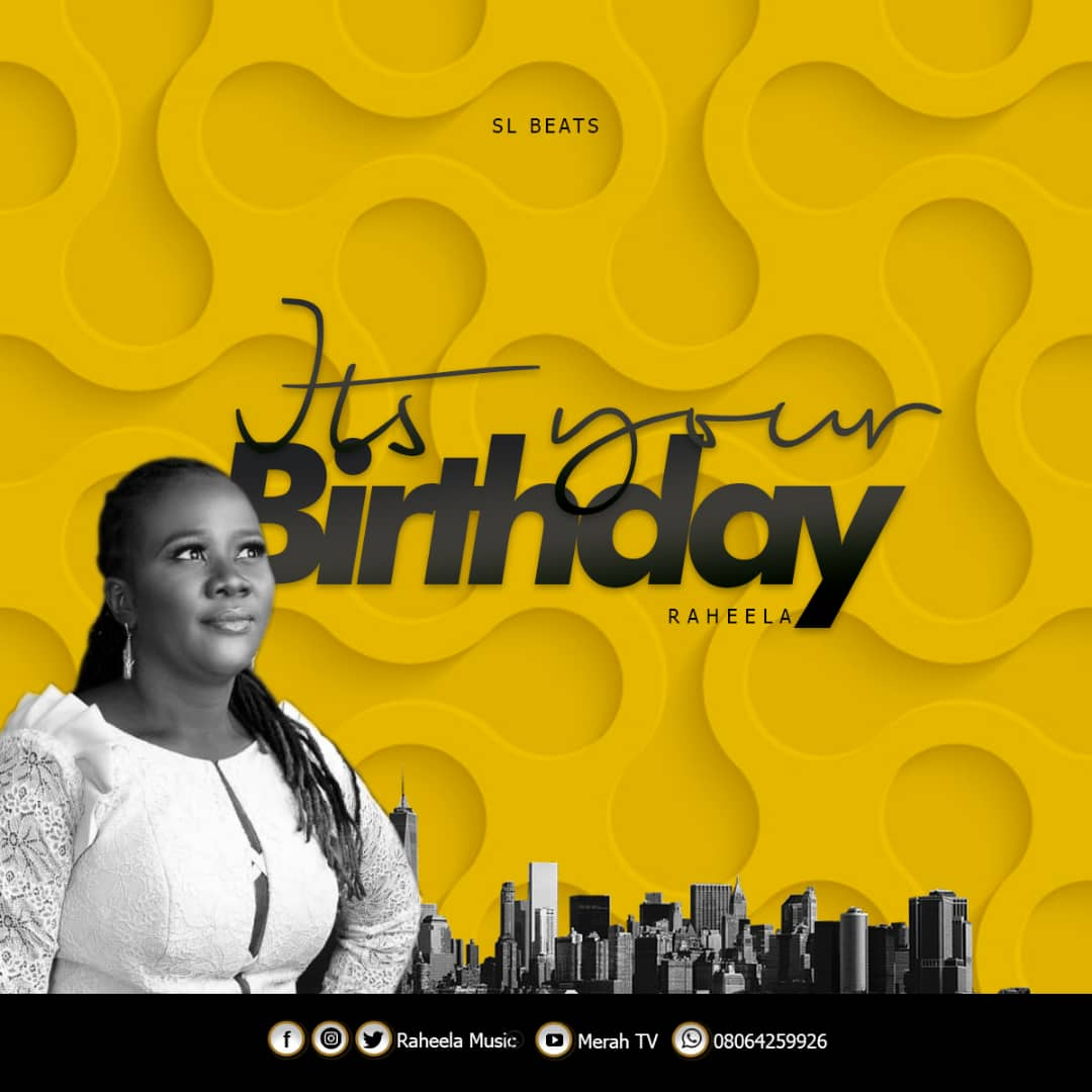 Download music: It's Your Birthday by Raheela