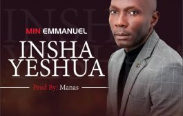 Download music: Insha Yeshua by Min Emmanuel