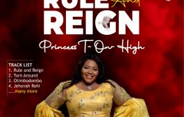 Download music: Rule And Reign by Princess T