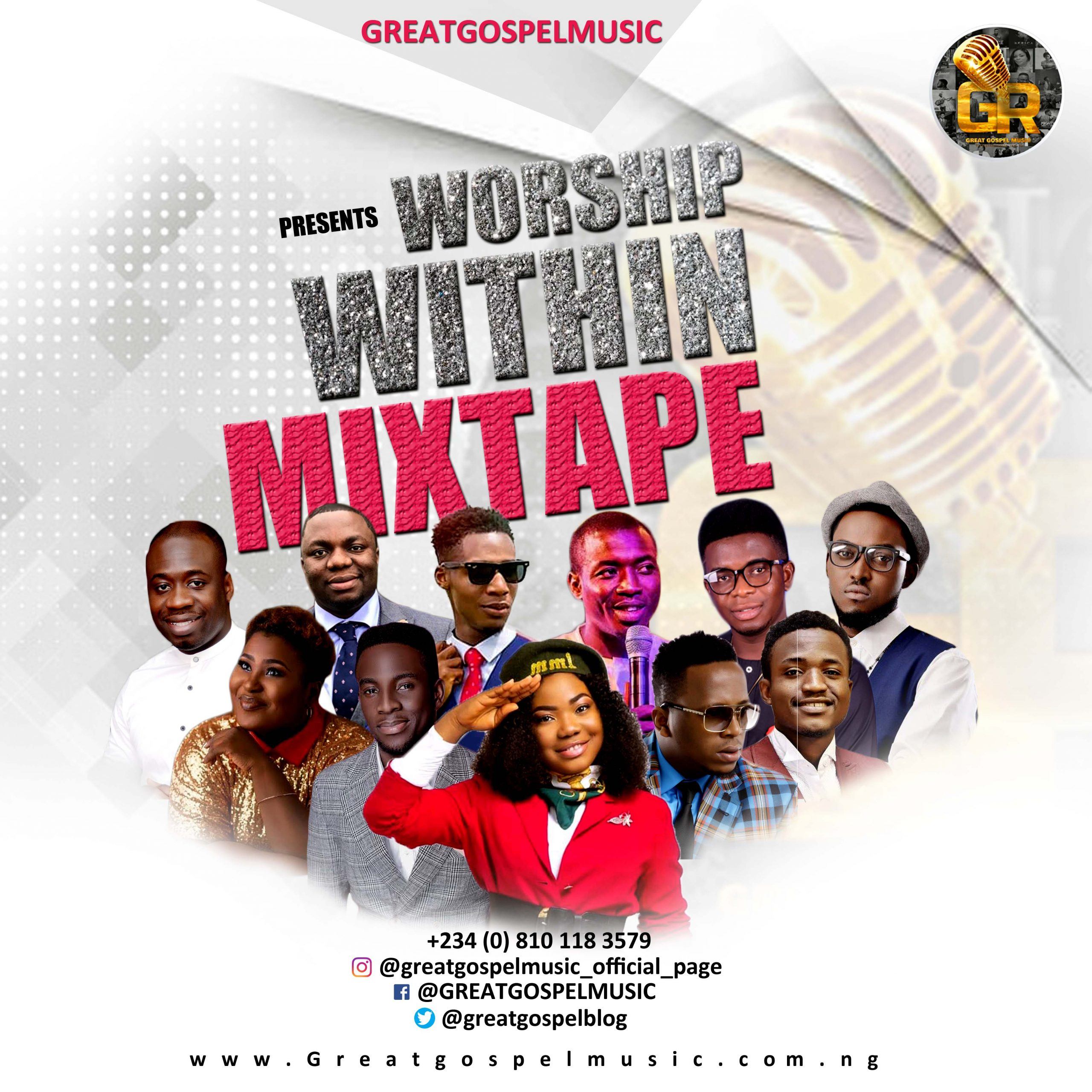 Download 2020 Gospel Mixtape - Worship Within