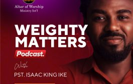 Podcast: SILENCE IS A VOICE by Pastor Isaac King Ike