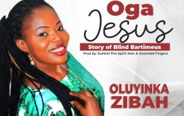 Download music: Oluyinka Zanah - OGA JESUS